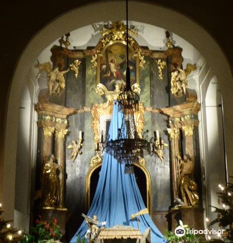 Church of Our Lady of Succor (Mariahilferkirche)1