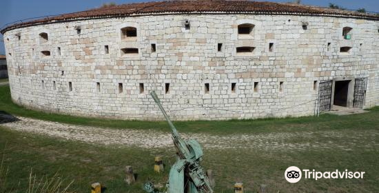 Forte Ardietti, Peschiera del Garda3