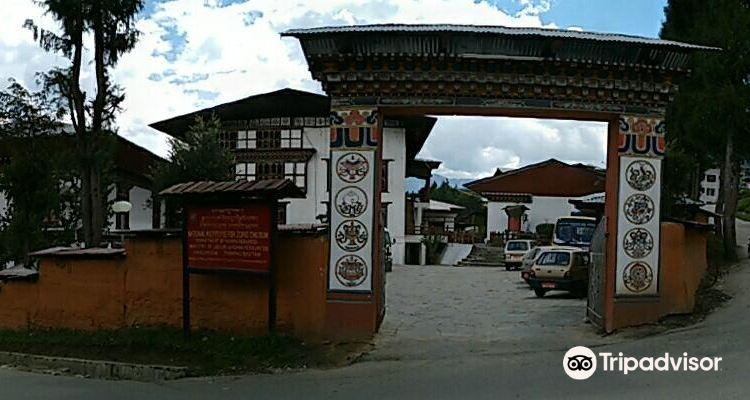 不丹傳統醫藥研究所1