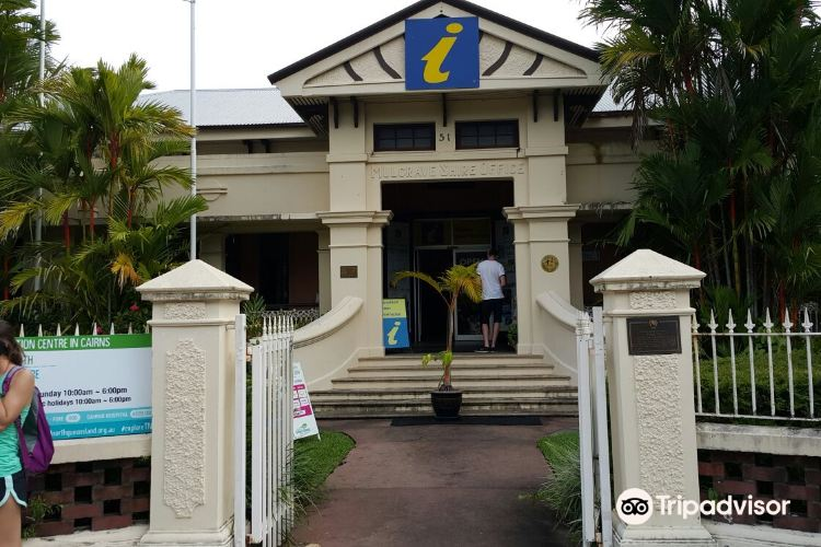 Cairns and Tropical North Visitor Information Centre4