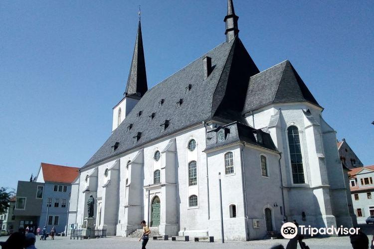 Stadtkirche St. Peter & Paul - Herderkirche4