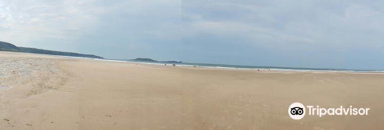 Llangennith Beach3