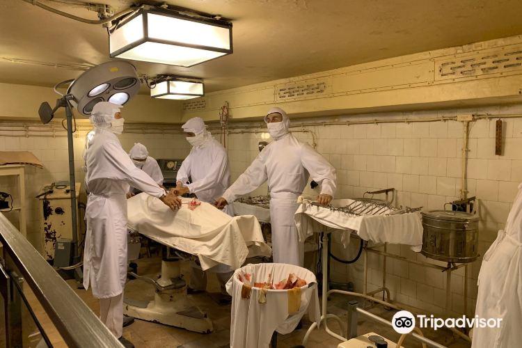 岩石核地堡博物館戰地醫院3