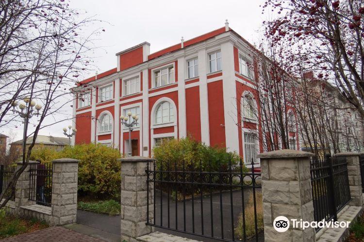 Folk Art Division of Murmansk Art Museum1