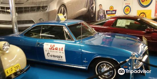 Chevrolet Hall of Fame Museum4
