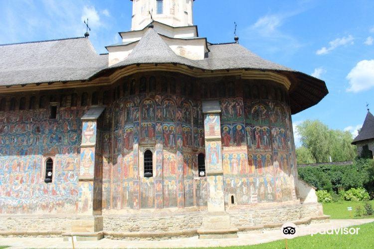 摩爾多維查修道院3
