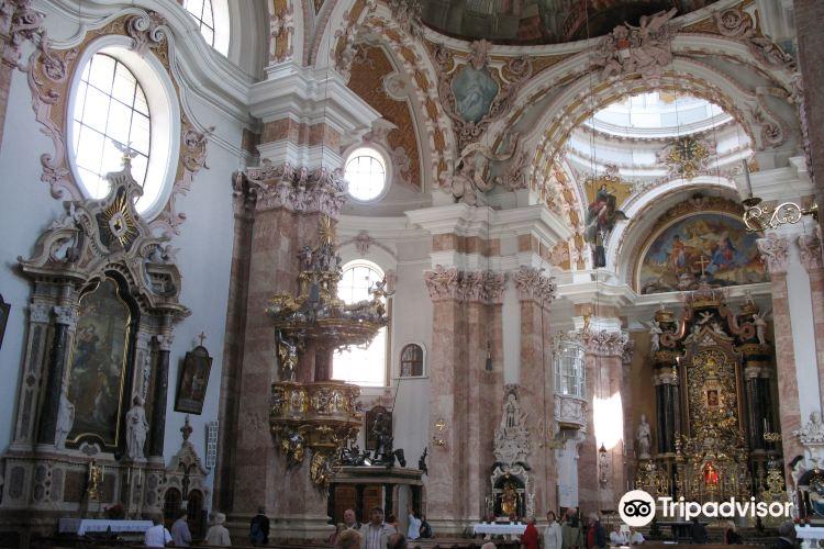 Cathedral of St. James (Dom zu St. Jakob)