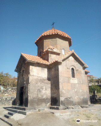 Karmravor Church2