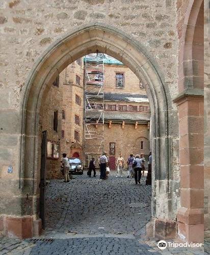 Marburger Landgrafenschloss Museum4