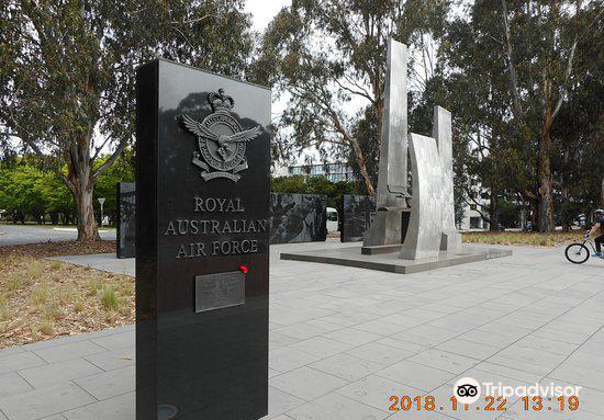 澳洲皇家空軍紀念碑4