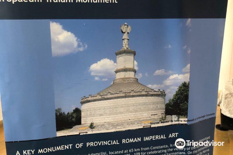 Tropaeum Traiani Monument4