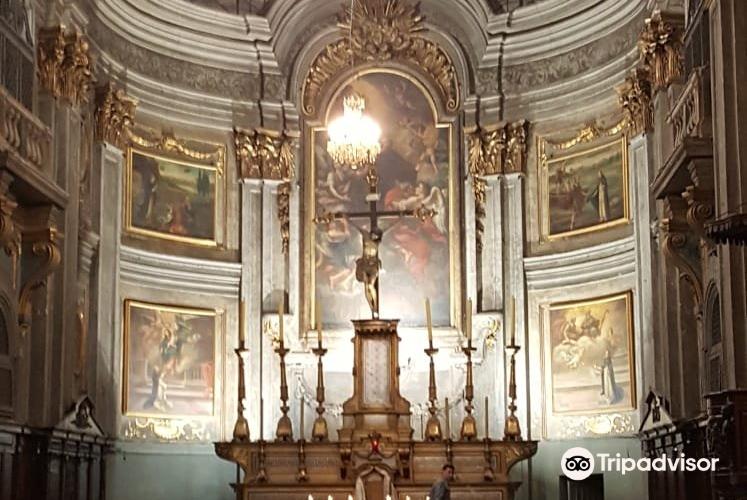 Chapelle Saint-Francois de Paule