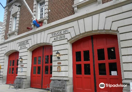 D.C. Fire and EMS Museum3
