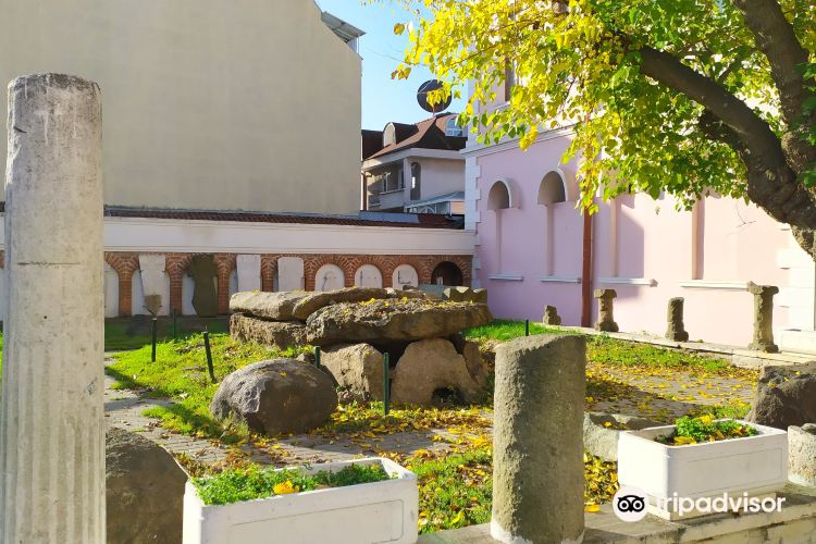 The Burgas Archeological Museum3