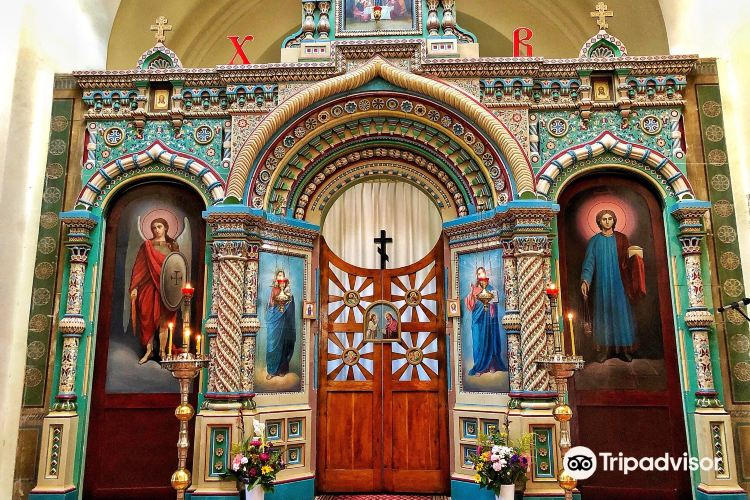 The Orthodox Church of Saints Maccabees Brothers1