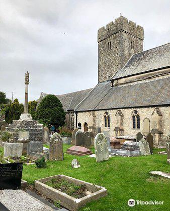St Illtud s Church1