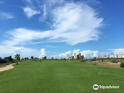 Marina Mazatlan Golf Course