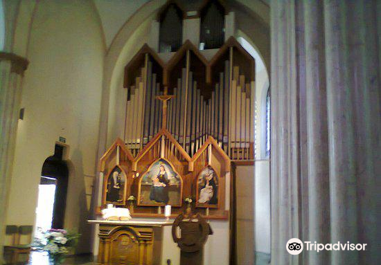 Immaculate Conception Cathedral - Organ Hall1