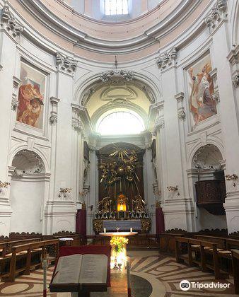 Dreifaltigkeitskirche (Holy Trinity Church)