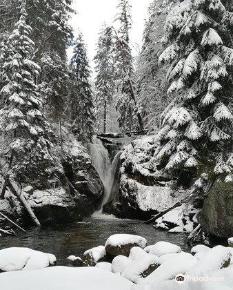 Szklarki Waterfall2