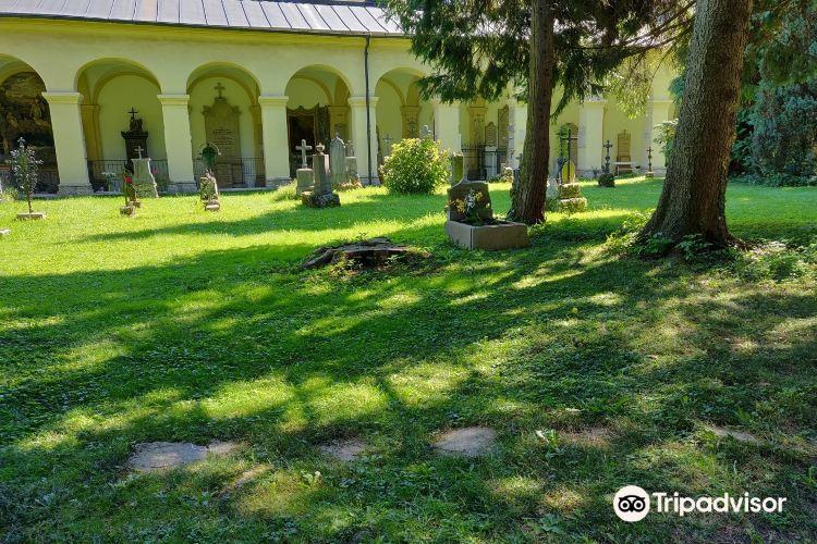 St Sebastian's Cemetery1