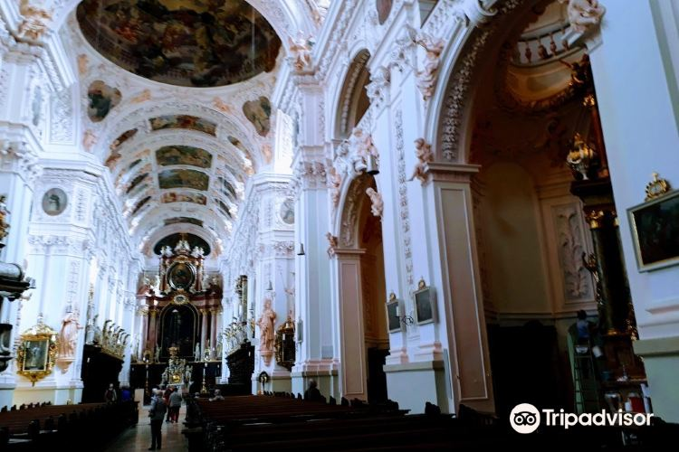Basilica, Cistercian Monastery and Library1