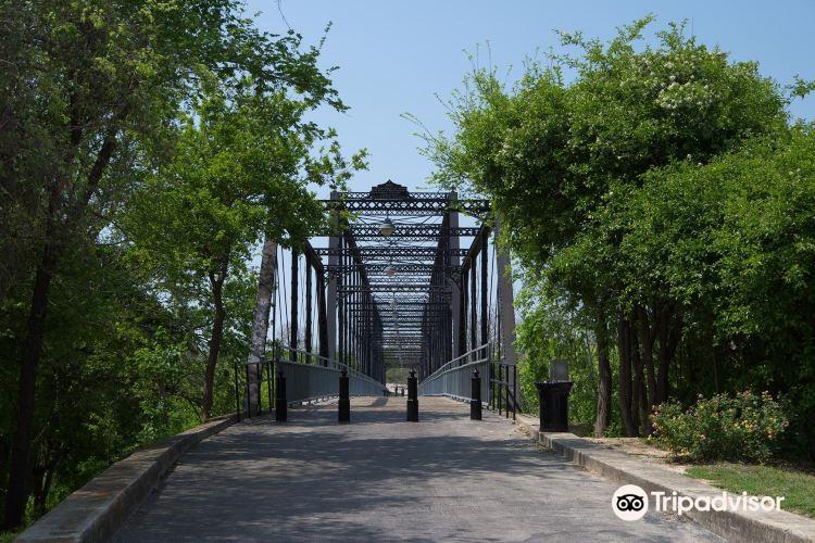 Camden Street Riverwalk Bridge2