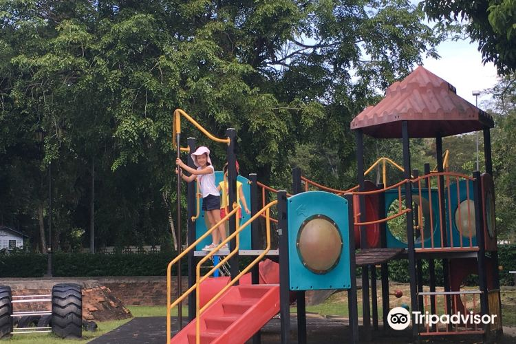 Damuan Park (Taman Persiaran Damuan)4