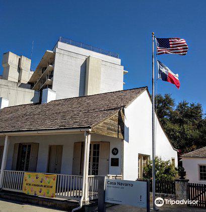 Casa Navarro State Historic Site and Museum1