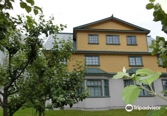 Hokusei Memorial House2