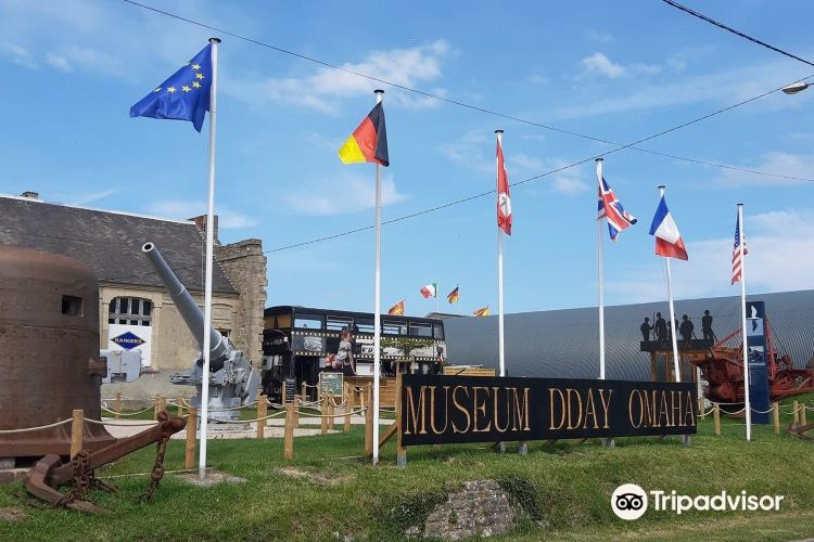 奧馬哈登陸日博物館
