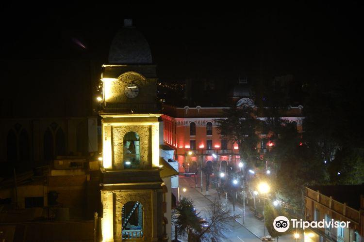 Catedral de Oruro1