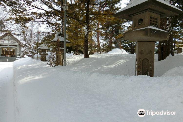 Nishioka Hachimangu Shrine1