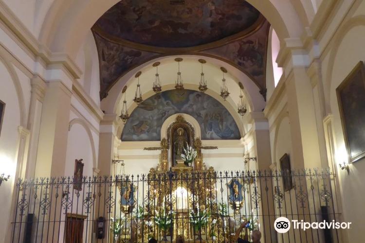 Parroquia de San Gregorio Betico2