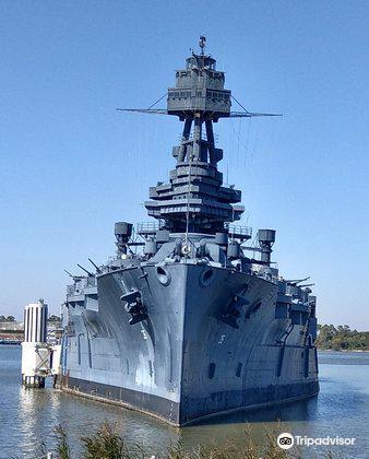 Battleship Texas State Historic Site1