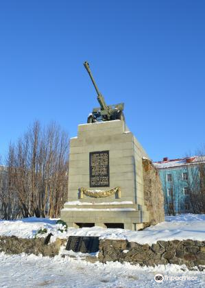 Monument to the 6th Heroic Komsomol Battery1