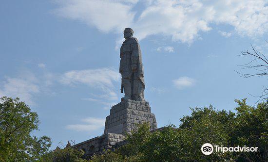 Alyosha Soviet Army Memorial