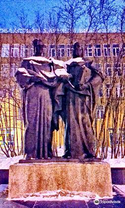 Monument to Saints Cyril and Methodius1