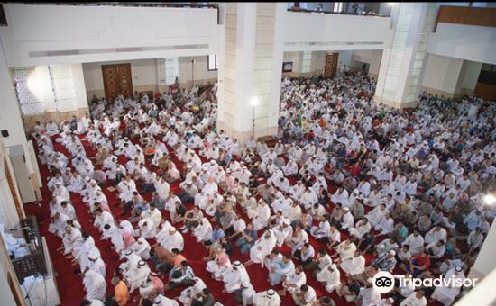 Omar Bin al Khattab Mosque4