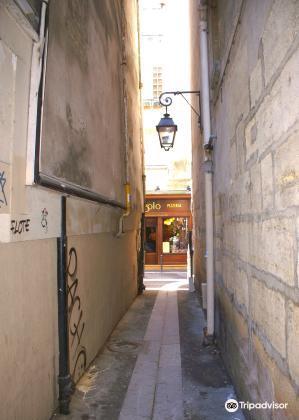 Rue du Chat qui Pêche3
