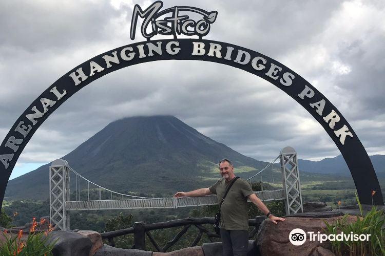 Mistico Arenal Hanging Bridges Park1