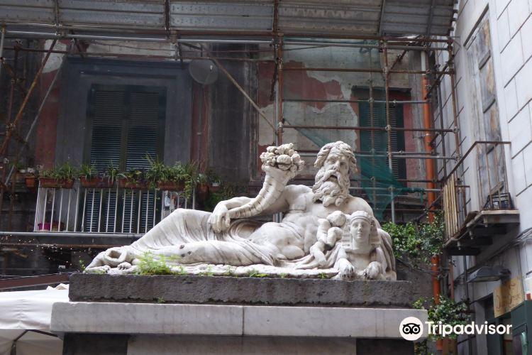 La Statua del Nilo3