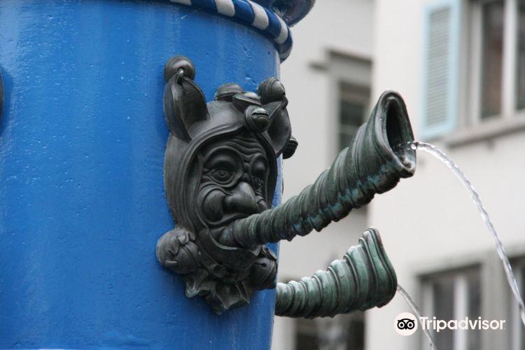 Marksman Fountain1
