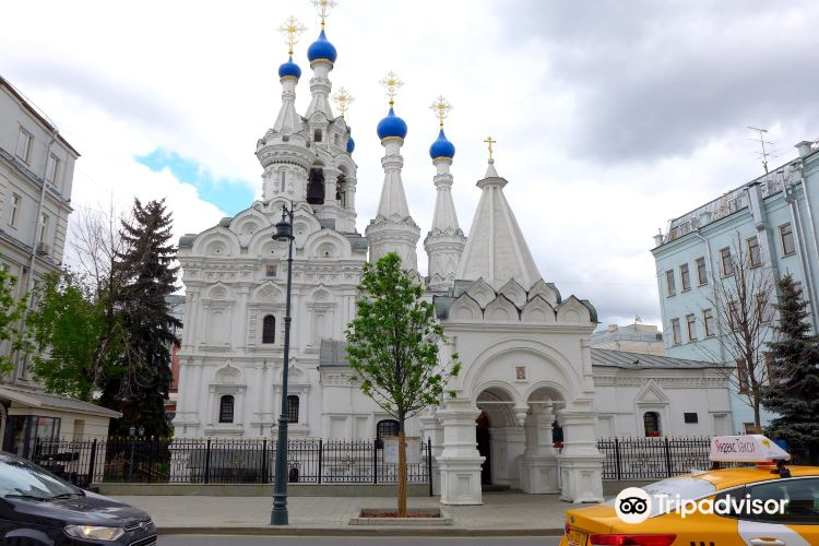 Church of the Nativity of Our Lady in Putinki 2