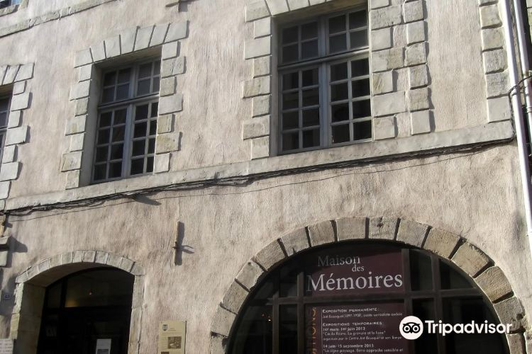 Memorial House (Maison des Memoires)3