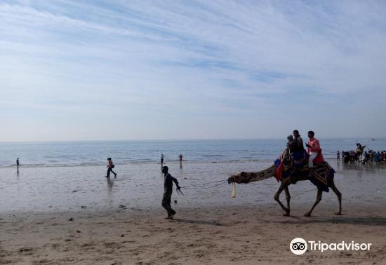 Ahmedpur Mandvi Beach3