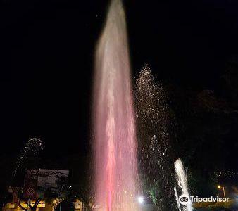 Fuente del Bicentenario