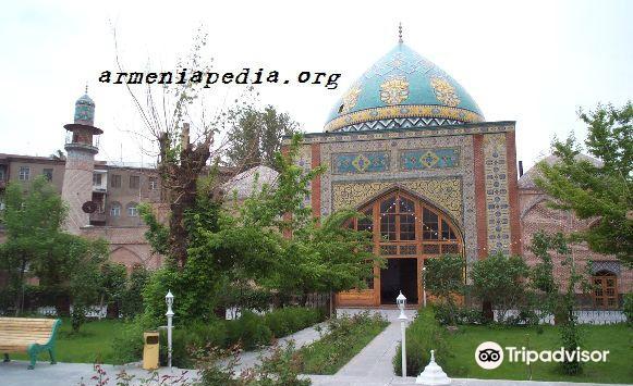 Blue Mosque (Persian Mosque)2