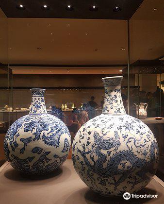 퍼시벌 데이비드 중국예술재단4
