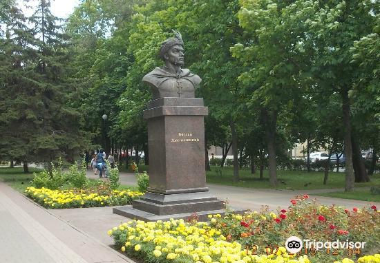 Monument to Bogdan Khmelnitskiy3